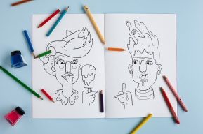 hihihi Migue Rafael Coloring Book (5)